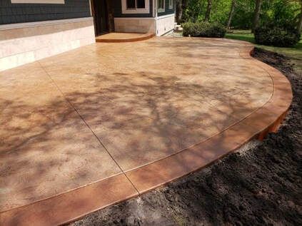 louisville stamped concrete